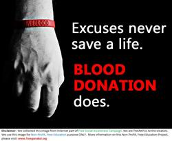 BloodDonation-ExcusesNeverSaveLife-BloodDonationDoes