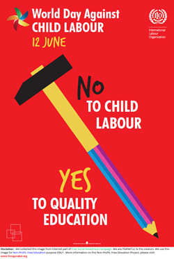 ChildLabour-NoToChildLabour-YesToQualityEducation
