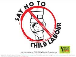 ChildLabour-SayNoToChildLabour