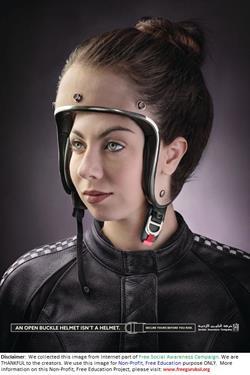 Driving-Helmet-OpenBuckleHelmetIsNOThelmet