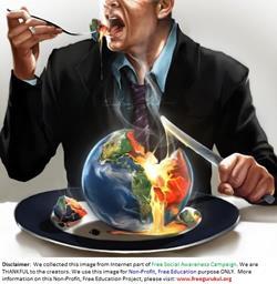 GlobalWarming-Greed