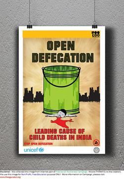 Toilet-OpenDefecationLeadingCauseOfChildDeaths